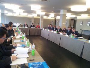 2й съезд российско-китайской рабочей группы