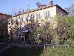 Здание ПЦСМ