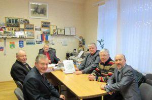Совет директоров ЦСМ ДФО, ноябрь-декабрь 2011 года