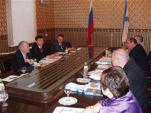 10-11 июня 2009 года Совещание Директоров ФГУ ЦСМ ДФО