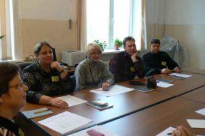Деловая встреча метрологов-теплотехников, ноябрь 2011 года